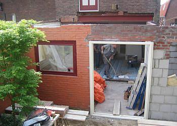 Aanbouw aan bestaand woonhuis in Oosterbeek